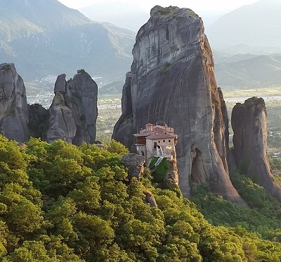 Greece Meteora Monestary400px