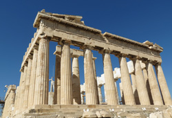 greece athens unesco acropolis parthenon