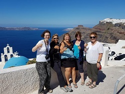 Greece Santorini Ladies
